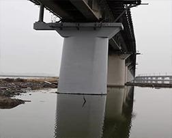 曹西线8号桥(中心里程K7+931)