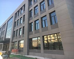 唐山市环境监测中心站新建实验楼工程